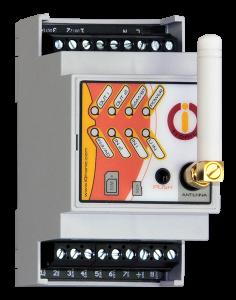 DIN GSM power kommunikator, IQconbox mobile